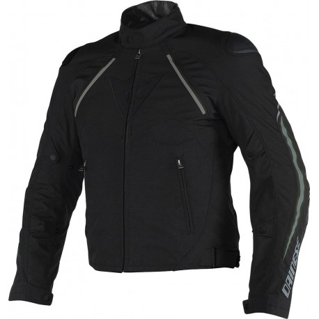 CHAQUETA DAINESE HAWKER D-DRY NEGRA/GRIS