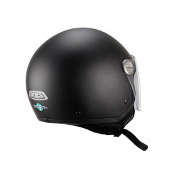 CASCO NZI CAPITAL DUO NEGRO MATE