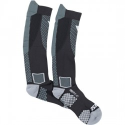 CALCETINES DAINESE D-CORE HIGH NEGRO ANTRACITA