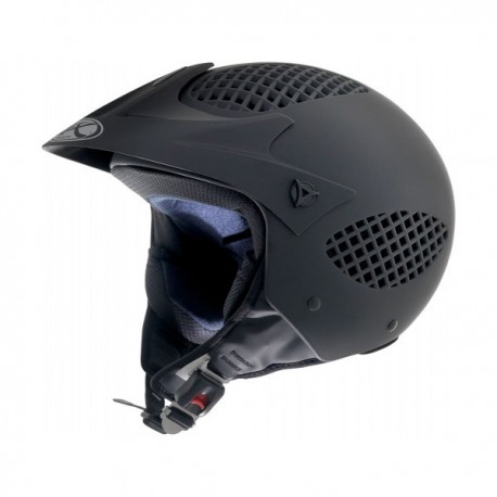 CASCO HELIX AIRZONE NEGRO MATE