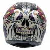 CASCO NZI MUST II MULTI MEXICAN SKULLS