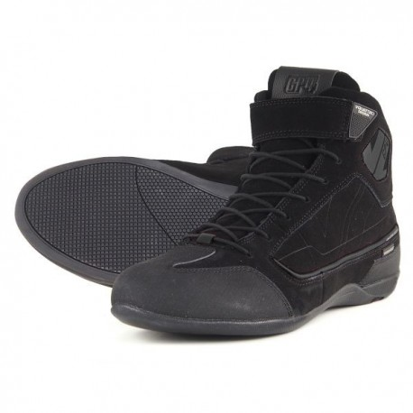 BOTAS V4 GP4 WATERPROOF NEGRO