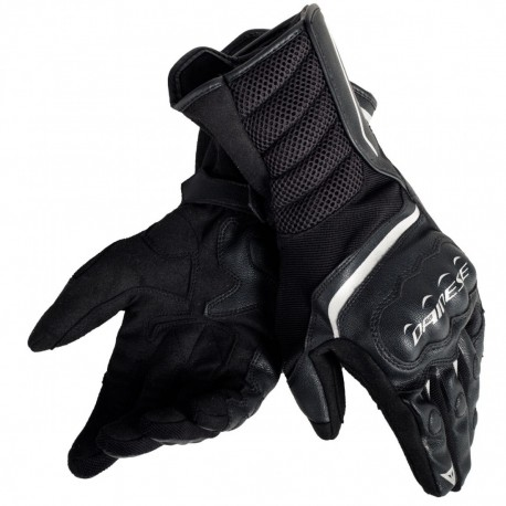 GUANTES DAINESE AIR FAST NEGRO BLANCO