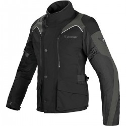CHAQUETA DAINESE TEMPEST LADY D-DRY NEGRA GRIS