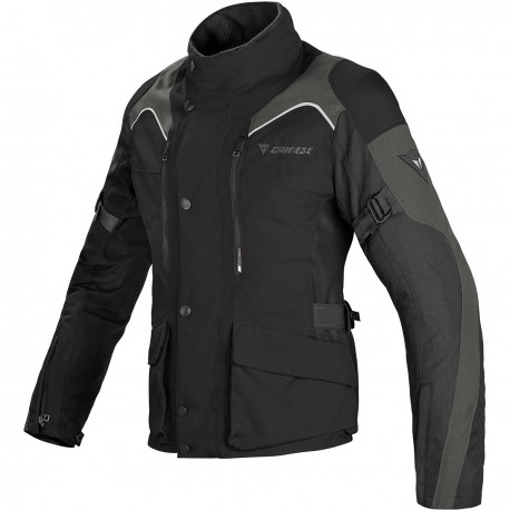 CASACO DAINESE TEMPEST LADY D-DRY PRETO/CINZA
