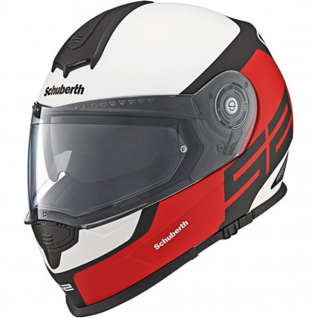 CASCO SHUBERTH S2 SPORT ELITE ROJO MATE