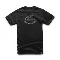 CAMISETA ALPINESTARS AND NEGRO