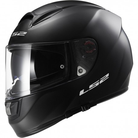 CASCO LS2 FF397 VECTOR FT2 NEGRO MATE