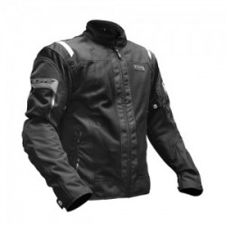 CHAQUETA LS2 BREEZE MAN NEGRO