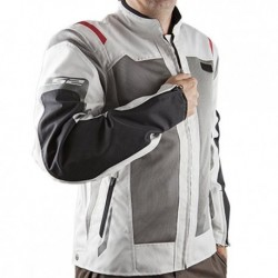 CHAQUETA LS2 BREEZE MAN GRIS