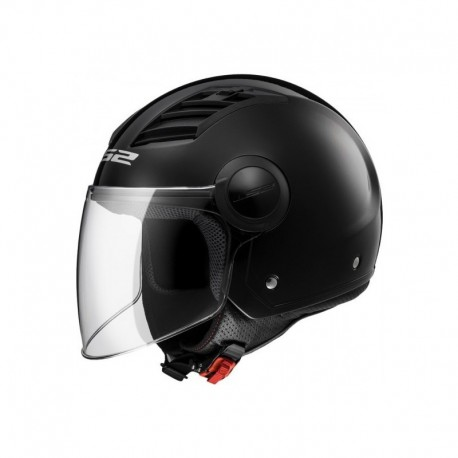 CAPACETE LS2 OF562 AIRFLOW PRETO LONG