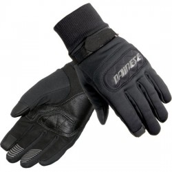GUANTE DAINESE ANEMOS WINDSTOPPER NEGRO