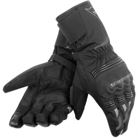 GUANTES DAINESE TEMPEST DDRY LONG NEGRO
