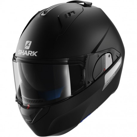CASCO SHARK EVO-ONE NEGRO MATE