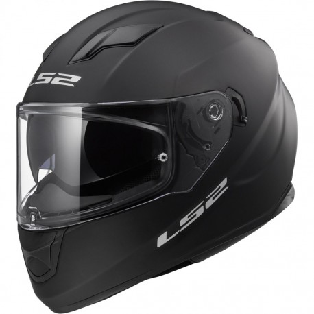 CASCO LS2 FF320 STREAM NEGRO MATE