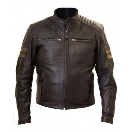 CHAQUETA LEM LEGEND MARRON