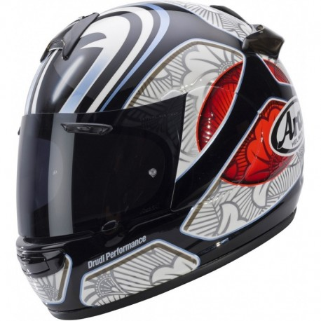 CASCO ARAI CHASER-V ECO PURE SHINYA