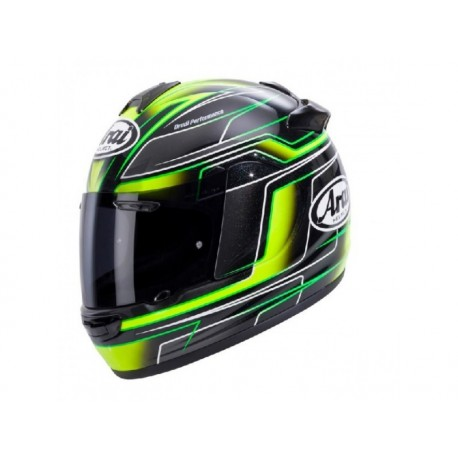 CAPACETE ARAI CHASER-V ELECTRIC VERDE