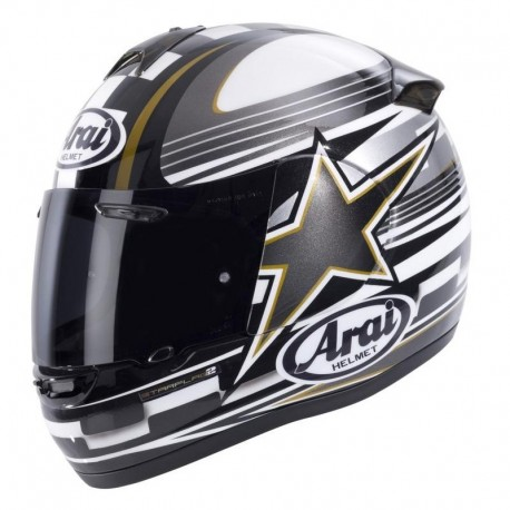 CASCO ARAI AXCESS II STARFLAG GREY
