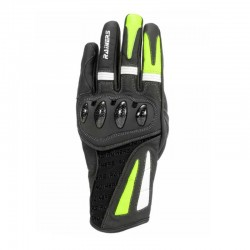 GUANTES RAINERS RACING MAX NEGRO