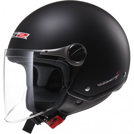 CASCO LS2 OF560 ROCKET II NEGRO MATE