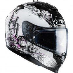 CASCO HJC IS17 BARBWIRE MC31