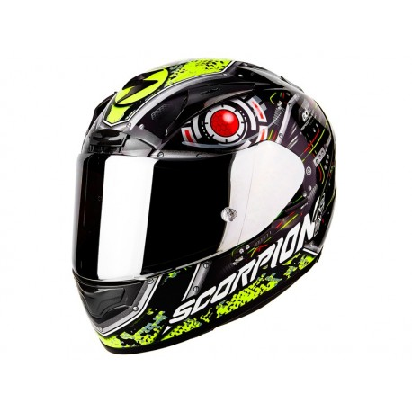 CASCO SCORPION EXO 2000 EVO LACAZE REPLICA