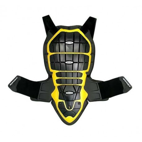 ENCOSTO SPIDI BACK WARRIOR PRETO 160-170