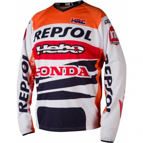 CAMISETA HEBO TRIAL MONTESA TEAM REPSOL