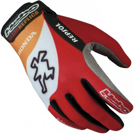 GUANTES HEBO TRIAL MONTESA TEAM REPSOL