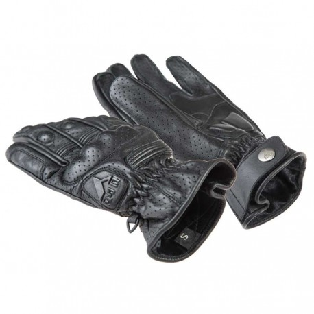 GUANTES BY CITY RETRO II NEGRO