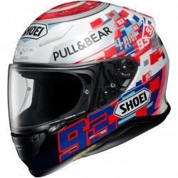 CASCO SHOEI NXR MARQUEZ POWER UP! TC1