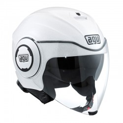 CASCO AGV FLUID BLANCO
