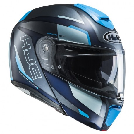 CASCO HJC RPHA 90 RABRIGO MC2SF