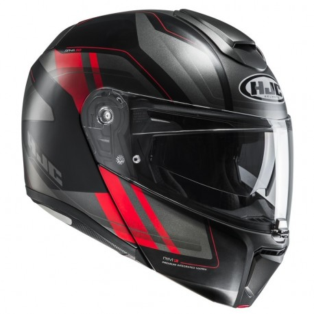 CASCO HJC RPHA 90 RABRIGO MC1