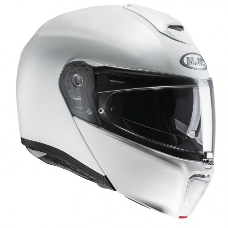 CASCO HJC RPHA 90 BLANCO MATE