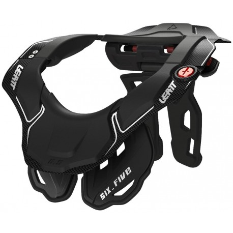 COLLARIN LEATT GPX 6.5 CARBON NEGRO