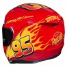 CASCO HJC RPHA11 LIGHTNING MCQUEEN MC1