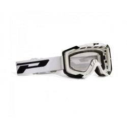 GAFAS CROSS PRO-GRIP 3400 BLANCO LENTE CA 3210