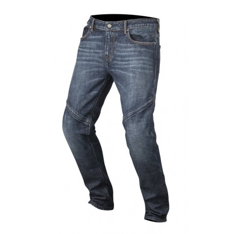 JEANS ALPINESTARS COPPER OUT AZUL