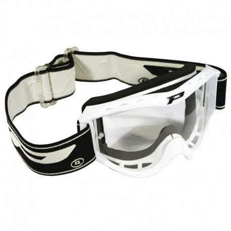 GAFAS PRO GRIP JUNIOR BLANCO
