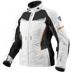 CHAQUETA REVIT SAND LADIES PLATA NEGRA