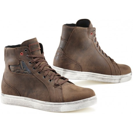 BOTAS TCX STREET ACE WATERPROOF MARRON