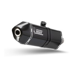 ESCAPE MIVV PARA KAWASAKI Z800 13-16 SPEED EDGE BLACK INOX NEGRO