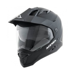CASCO ACERBIS REACTIVE NEGRO MATE