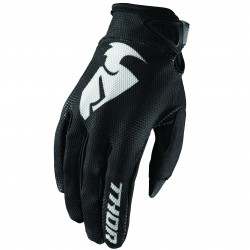GUANTES THOR S8 SECTOR NEGRO
