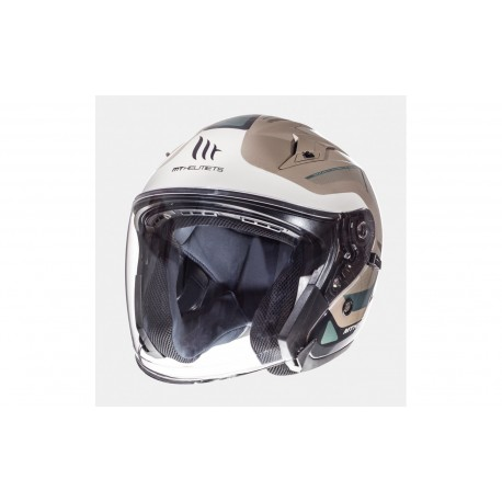 CAPACETE MT AVENUE SV CROSSROAD WINTER BRILHO