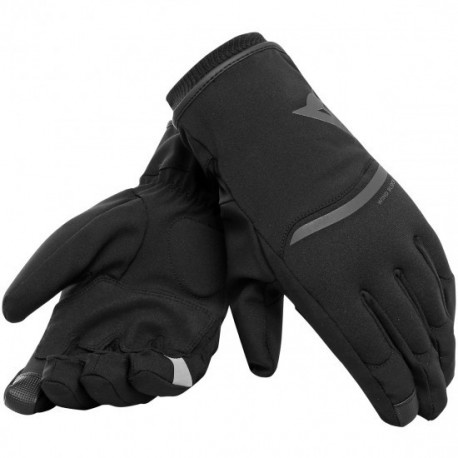 GUANTES DAINESE PLAZA 2 DDRY NEGRO