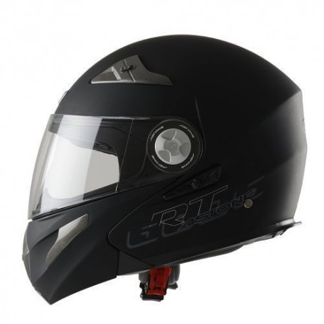 CASCO ASTONE RT 600S NEGRO MATE