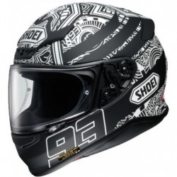 CASCO SHOEI NXR MARQUEZ DIGI ANTRACITA TC5